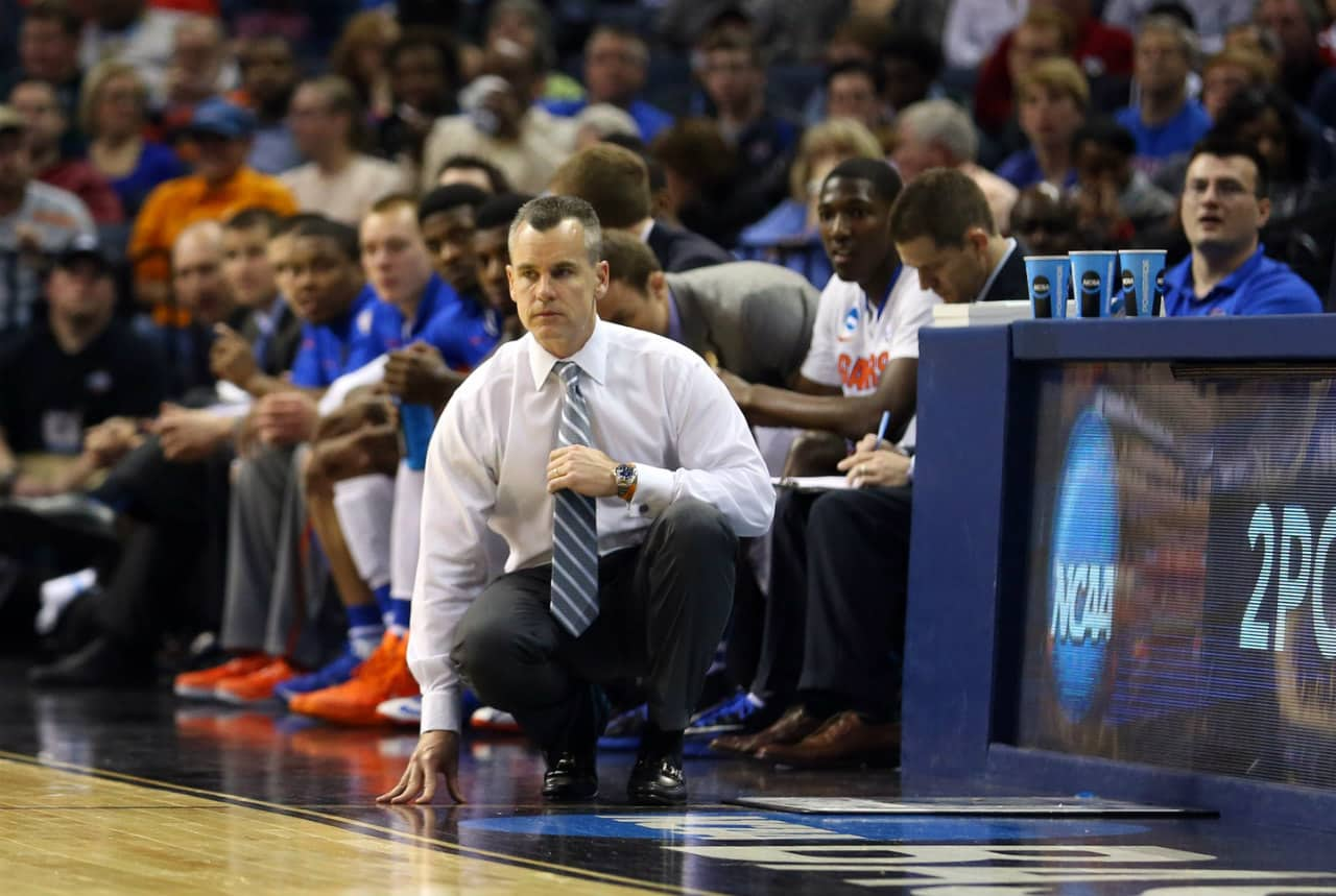 Billy Donovan turned a good team into a great one in 2013-14 / Photo by: Spruce Derden-USA TODAY Sports