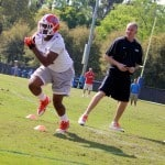 Florida_Gator_Spring_Football_Practice_032114_Bowie