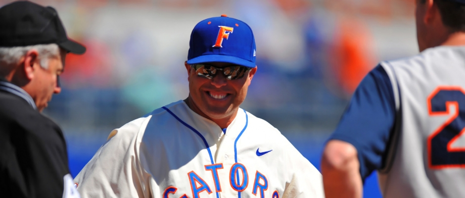 Gators baseball ranked sixth