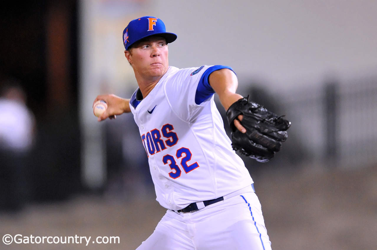Logan Shore, McKethan Stadium, Gainesville, Florida
