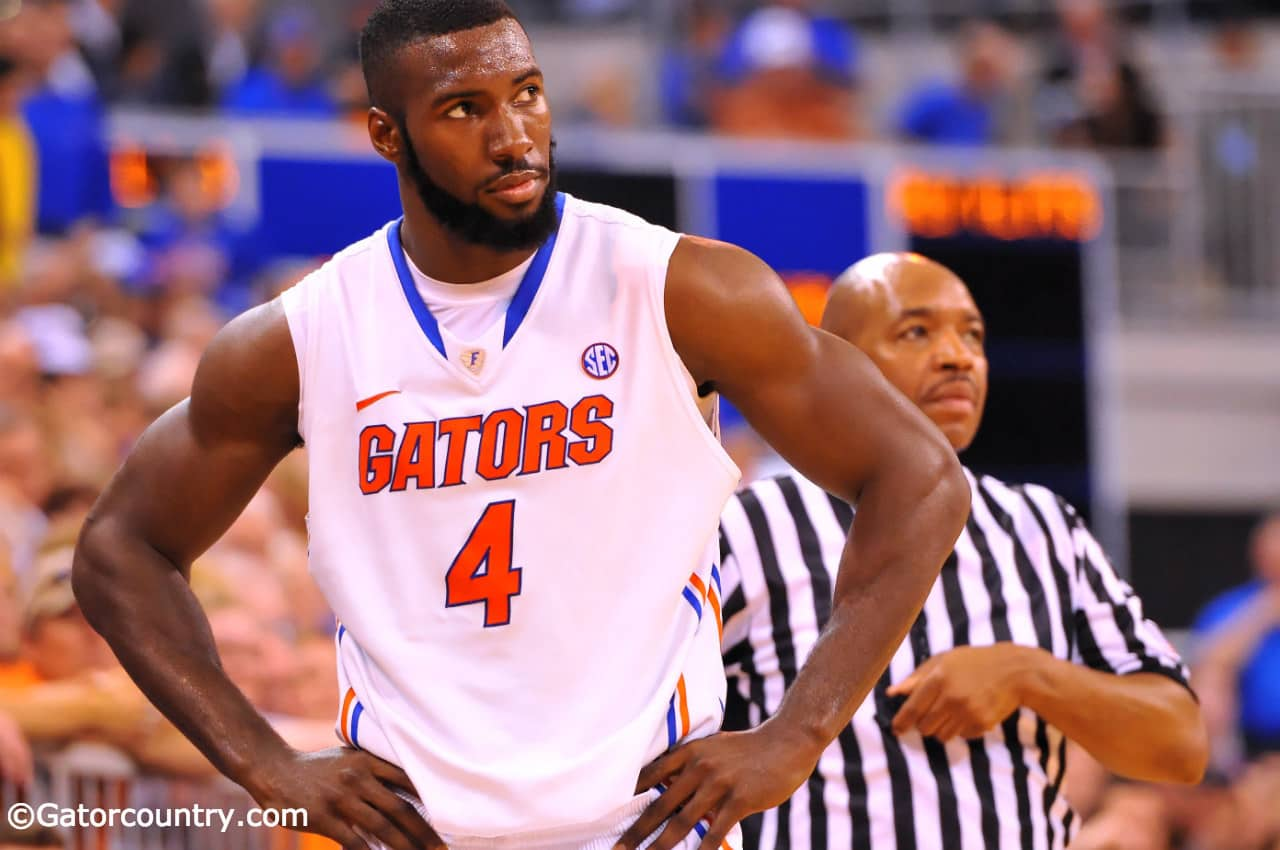 Patric Young should make first team All-SEC and could be Defensive Player of the Year / Gator Country photo by David Bowie