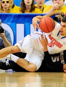 Gators got it going on Wilbekin's defense