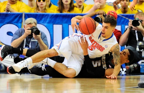 Gators got it going on Wilbekin's defense