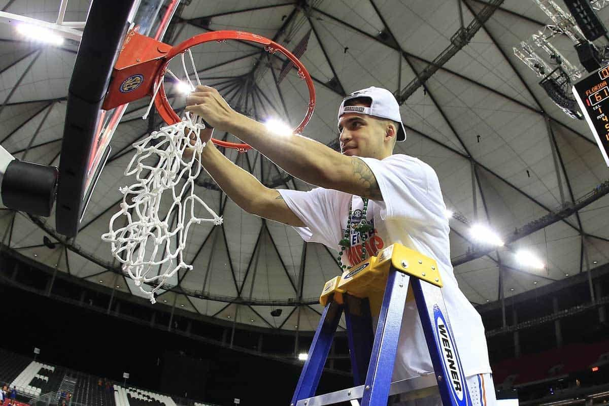 Does Scottie Wilbekin have a date with destiny to cut down the nets once more this season? / Photo: Paul Abell-USA TODAY Sports