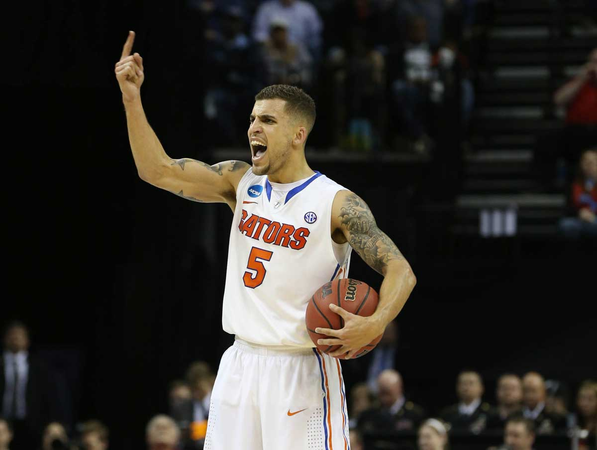Scottie Wilbekin was named first team CBS Sports All-American on Tuesday / Photo: Nelson Chenault-USA TODAY Sports