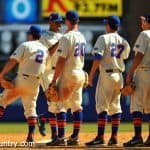 The Florida Gators took a weekend series on the road over South Carolina.
