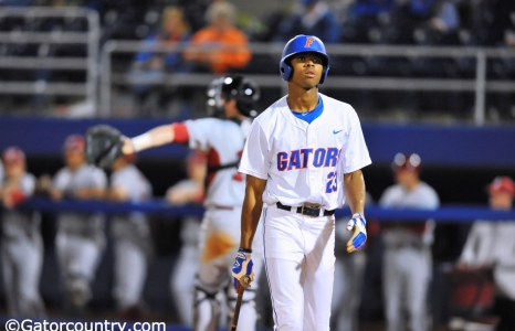 Gators drop SEC Tournament opener 4-2