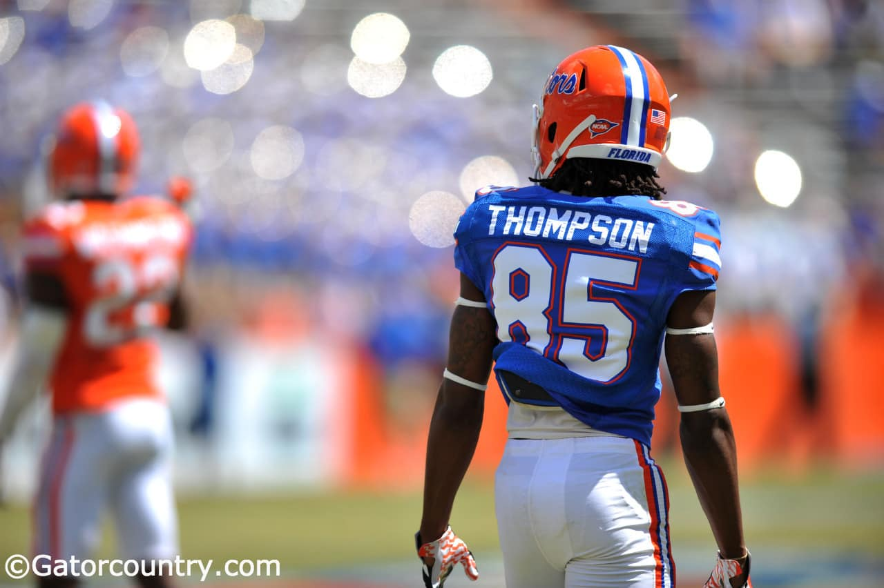 chris thompson teams florida - photo #12