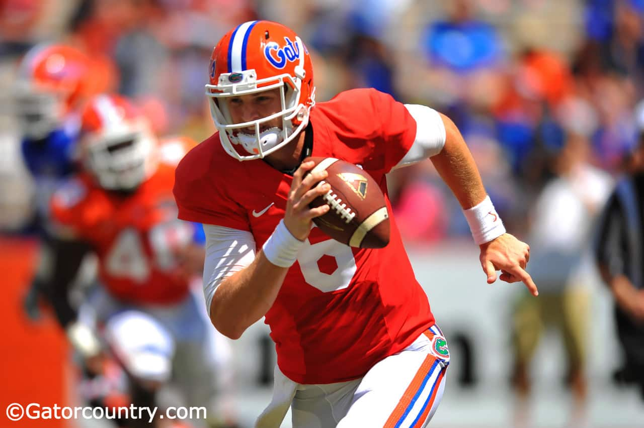 Jeff Driskel orange and blue debut_197