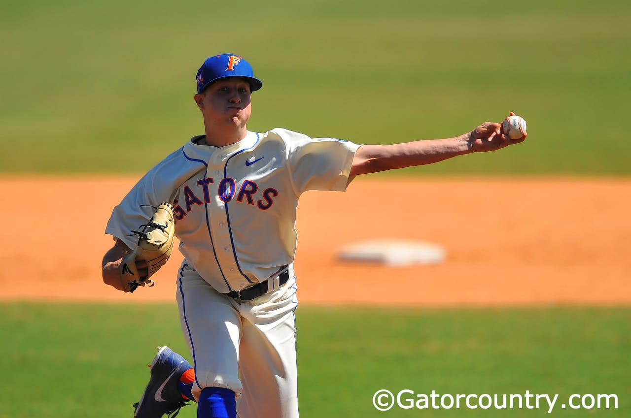Kirby Snead threw four strong innings to save the Gator bullpen.