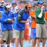 Kurt Roper will lead the balancing act for Florida's offense in 2014.