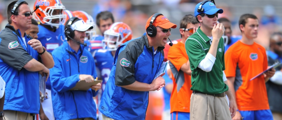 Spread offense a balancing act for Gators
