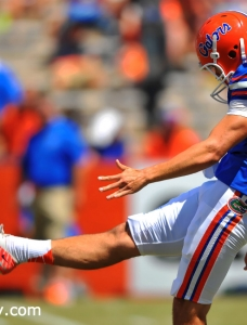 Breaking down the depth chart: Specialists
