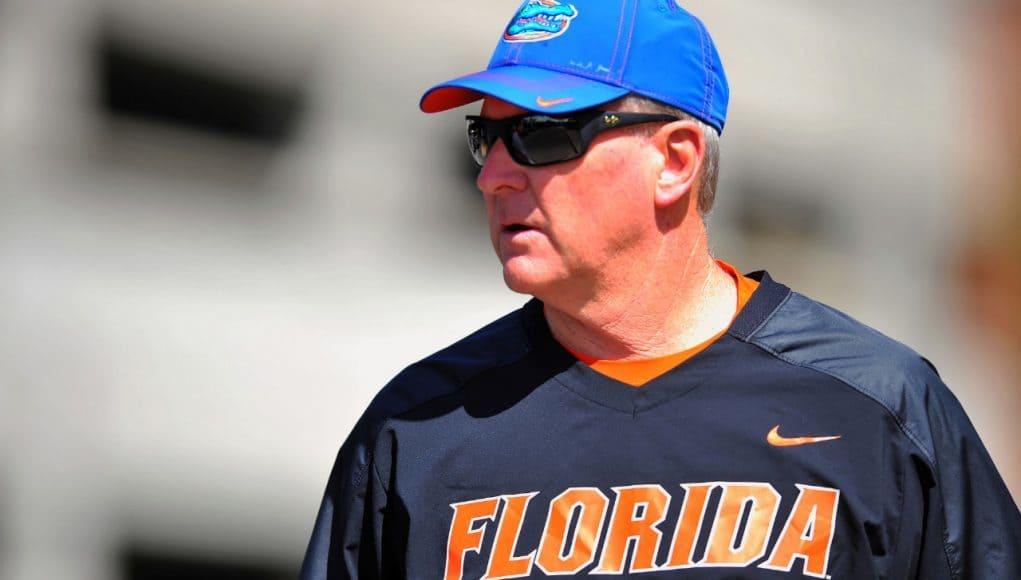 Florida Gators offensive line coach Mike Summers- Florida Gators Recruiting