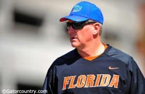 Florida Gators offensive line coach Mike Summers- Florida Gators Recruiting