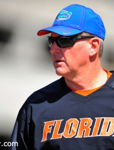 Mike Summers leaves the Florida Gators for Louisville