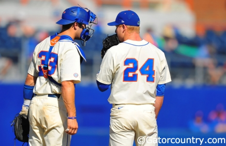 Dolphins drown No. 12 Gators, 3-1