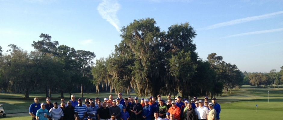 Florida Players Network golfs to give back