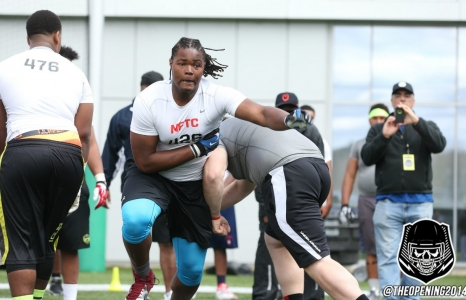 New Jersey defensive tackle to visit Florida