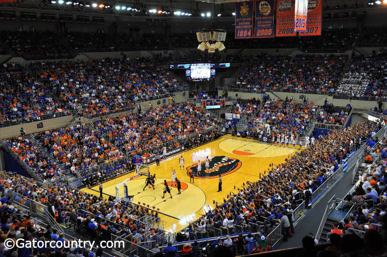 Long overdue renovations to the Stephen C. O'Connell Center could leave the Gators homeless for a short time.