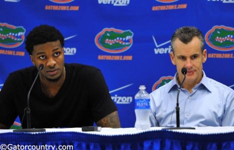 Donovan rebuilds frontcourt, fields NBA calls