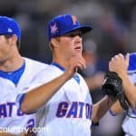 Logan Shore will lead the Gators into Hoover in hopes of a SEC Tournament championship.