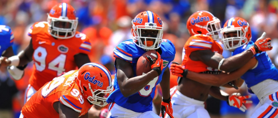Spotlight on Florida Gators Seniors: Latroy Pittman