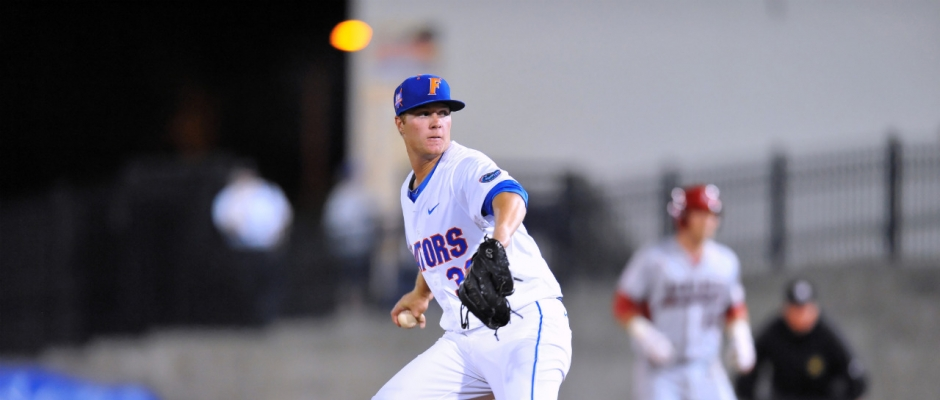 Gators cruise to ninth-straight league win