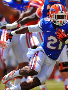 Can the Florida Gators have two 1,000 yard backs?