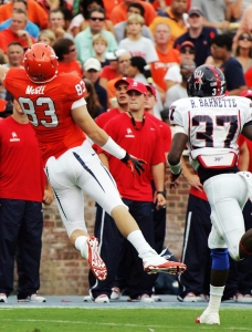 Breaking down the depth chart: Tight End