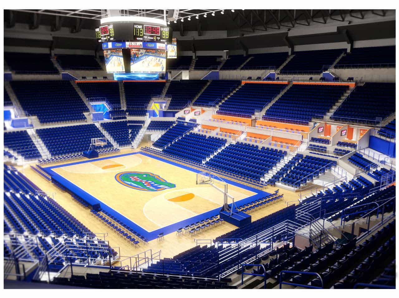 O-Dome renovations set to roll | GatorCountry.com