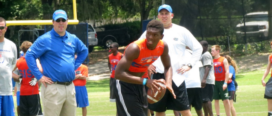 Florida Gators Recruiting Heading into the Season on Track, part 3