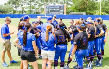 The Gators are National Champions in Softball