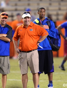 Florida Gators offense has people talking