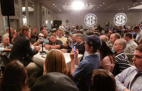 SEC Football Media Days: What to Expect