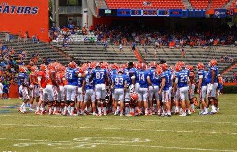 Florida Gators football: We all we got, we all we need