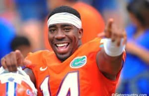 Alex McCalister, University of Florida, Gainesville, Florida, Gators