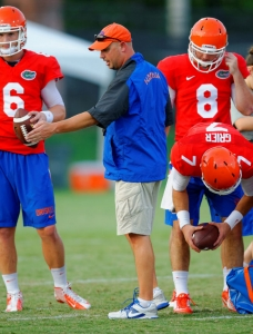 Florida Gators Football: Kurt Roper Notebook