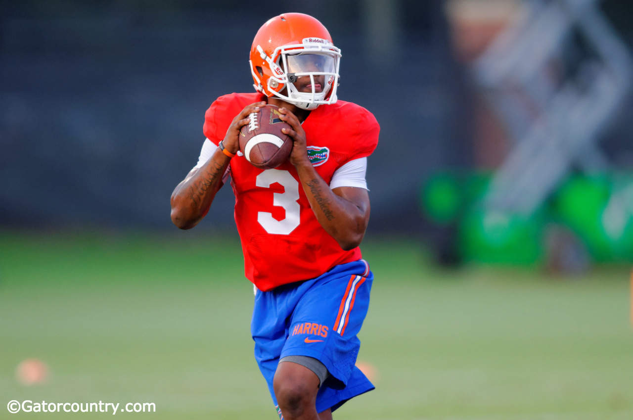 Treon Harris will enter the season as the backup quarterback to Jeff Driskel/ Photo by David Bowie