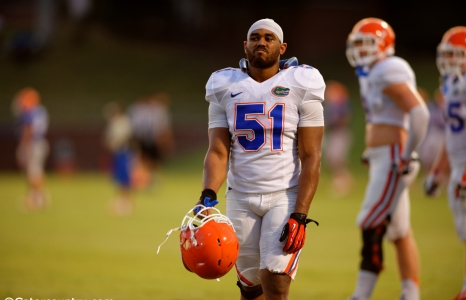 Florida Gators projected depth chart