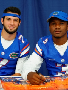 Florida Gators offer Treon Harris' friend