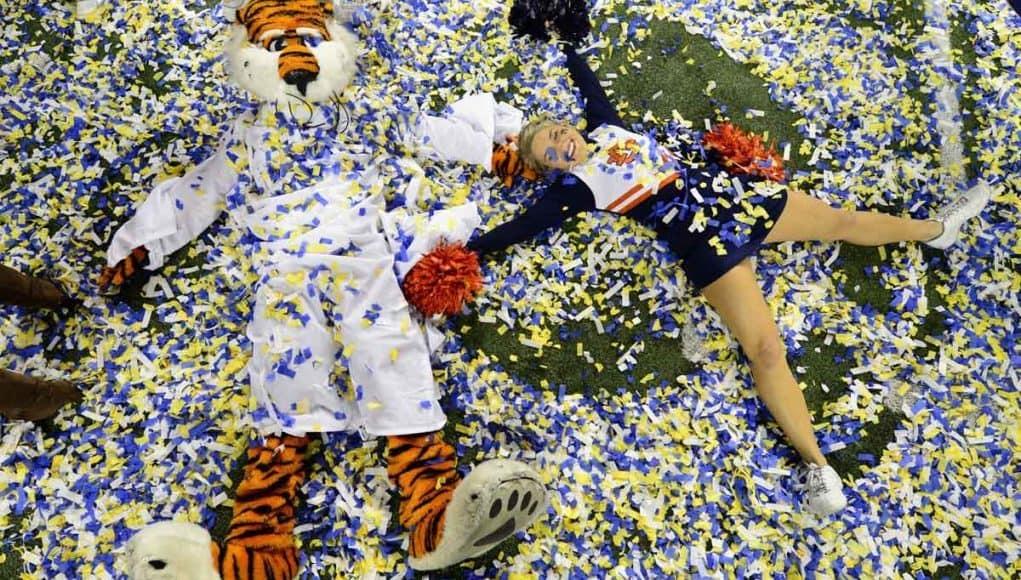 Auburn Tigers Football SEC Championships USA Today