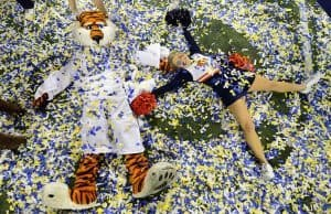 Auburn Tigers Football SEC Championships USA Today