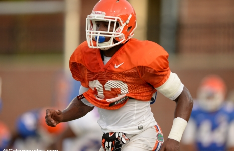 Florida Gators redshirt report: JC Jackson