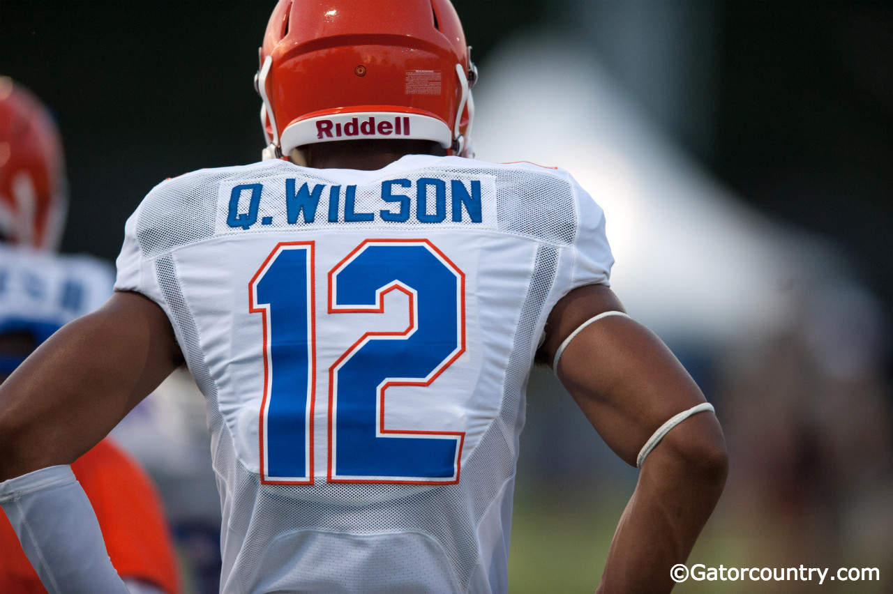 Quincy Wilson and the freshmen cornerbacks need to step up in the absence of Vernon Hargreaves. / Photo by David Bowie