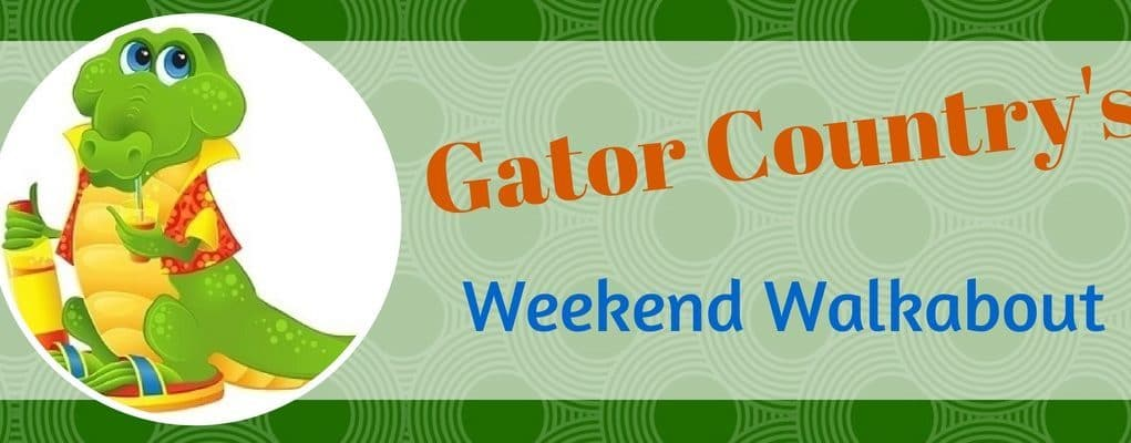 Things to do in Gainesville, Florida GC Weekend Walkabout Labor Day 2014