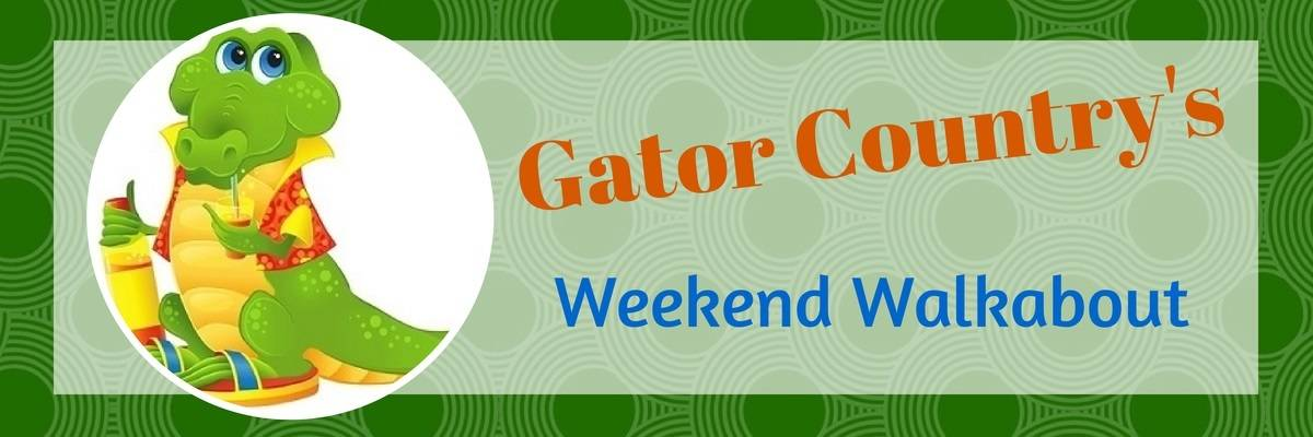 Gator Country's Weekend Walkabout - Florida vs Idaho