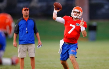 Who will back up Jeff Driskel?