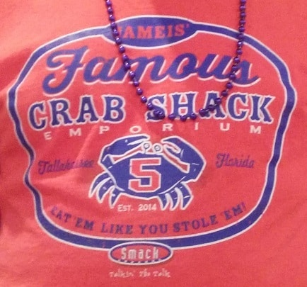 Jameis Famous Crab Shack Emporium_Eat Em Like You Stole Em