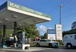 Pearls BBQ Restaurant Micanopy Florida